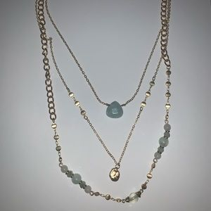 Euro Collection Layered Necklace